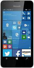 Microsoft (Nokia ) Lumia 550 Blanco,Windows Teléfono,Estado Perfecto