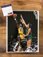 "Jamaal Wilkes Lakers Signed ""HOF 12"" Autographed  8x10 Photo PSA/DNA COA"