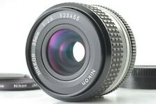 【Excellent+++++】Nikon Ai-S Nikkor 35mm f/2.8 Wide Angle MF Lens from Japan #310