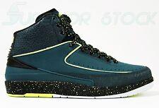 AIR JORDAN Retro 2 II Nightshade Size 11 NEW DS 385475-303 Nike