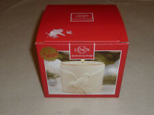 Boxed Lenox American By Design Radiant Dove Votive Candle 853732 3.25""