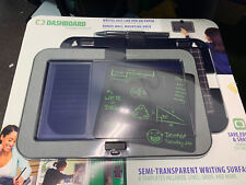 Boogie Board Dashboard E-Writer, and wall mount black color