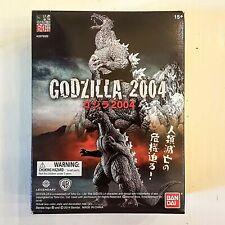 "Bandai Shokugan GODZILLA 2004 Action Figure 3.5"" 60th Anniversary 2014 NIB"