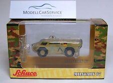 "Schuco (H0): 26249 Fennek Armoured Car (Scout Car) "" Isaf "", Camo"