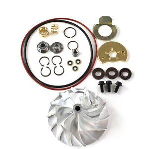 2007-2012 Dodge Ram Diesel 6.7L HE351VE Turbo Repair Rebuilt Kit +Billet Wheel