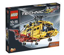 Lego 9396 Technik Technic Großer Helikopter Neu OVP