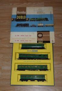 HORNBY DUBLO 2050 SUBURBAN ELECTRIC TRAIN -BOXED-