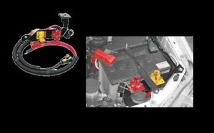 Ionnic Battery Isolator Lockout Kit KUN26R Hilux Specific MSHL04 MS-HL04