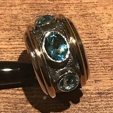 David Yurman Renassaince Vintage Ring