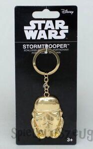 Star Wars Anhänger Schlüsselanhänger aus Metall Stormtrooper NEU