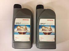 Genuine Honda CRV & HRV Rear Differential Oil - Honda DPS-F 2 (2 X 1Lts Bottles)