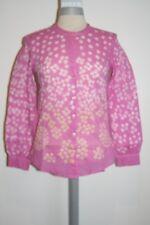 ANTIK BATIK Nanouk Shirt/Bluse - pink - Größe: 36/XS - wunderschön & NEU !!!