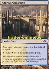 2x Azorius Guildgate (Azorius-Gildeneingang) Dragon's Maze Magic