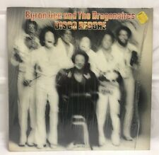 Byron Lee And The Dragonaires – Disco Reggae Vinyl shrink w/inner sleeve promo