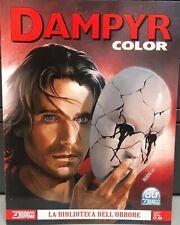 Fumetto Edicola Sergio Bonelli Dampyr Maxi Color n 11 La Biblioteca Dell'Orrore