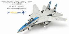 Century Wings CW-001617 Grumman F-14D Tomcat USN VF-213 Blacklions 1:72 Scale
