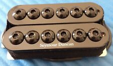 SEYMOUR DUNCAN SH-8B INVADER HUMBUCKER GUITAR PICKUP - BLACK