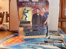 Greenlight SDCC SUPERNATURAL SWAN SONG 1967 Chevrolet Impala SS Car 1of2500