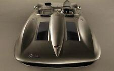 1 Chevy Vette Corvette Sport Race 1963-1967 Concept 24 Car 12 Carousel Silver 18