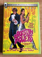 Austin Powers (Dvd) widescreen/Full Screen.Brand New & Sealed!