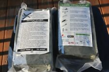 TWO! Performance Systems Blizzard Survival Blankets -Sealed Army