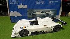 BMW V12 LMR 24 HEURES LE MANS 1/18  KYOSHO 80430018219 voiture miniature collect
