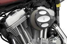 Big Sucker Stage I Air Filter Kit w/ Billet Cover Ness 18-839 Harley Sportster