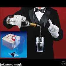 AIRBORNE GLASS  MAGIC PROFESSIONAL MAGICIAN TRICK