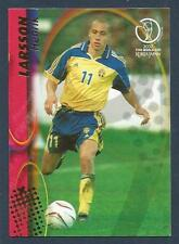 PANINI WORLD CUP 2002- #106-SVERIGE-SWEDEN & CELTIC-HENRIK LARSSON