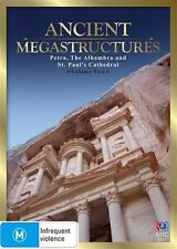 Ancient Megastructures : Vol 2 (DVD) Region 4 Very Good Condition