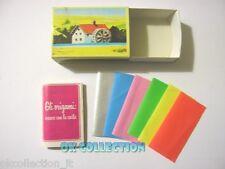 MULINO BIANCO scatolina anni '80_ GLI ORIGAMI (sorpresina 39)