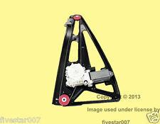 GENUINE Rear Left Window Regulator + Motor for BMW E38 740i 740iL 750iL 1995-01