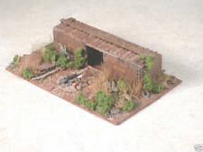 N Scale Railroad Trackside Hobo Camp