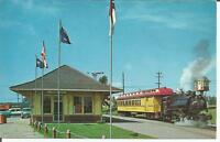ag(C) Green Bay, Wisconsin: National Railroad Museum