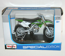 Maisto - Kawasaki KX250F Model Scale 1:18