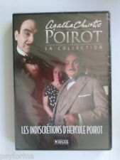 DVD Editions ATLAS - HERCULE POIROT Agatha Christie Les indiscrétions - VOL 11