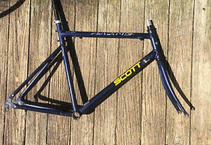 Scott Waimea Team Issue Triathalon TT Frame, 56cm, 650c, Mid 90's Vintage