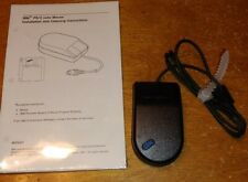 IBM PS/2 Serial Mouse - Black