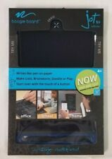Boogie Board Jot 8.5 LCD eWriter - Blue Make Lists, Brainstorm, Doodle or Play