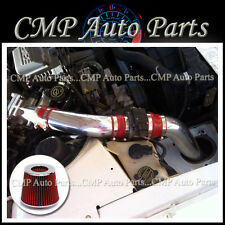 RED 1990-1995 FORD THUNDERBIRD 3.8 3.8L SUPERCHARGED V6 AIR INTAKE KIT