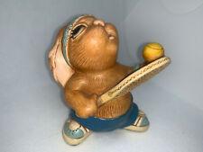 Pendelfin Rabbits Tennyson Tennis