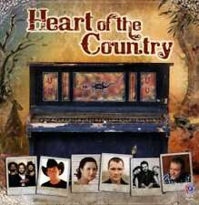 New: HEART OF THE COUNTRY - Various Australian Country Artists 2-CD Set