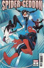 Spider-Geddon #3 1:50 Torque Variant