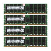 For SKHynix 64GB 4x 16GB 2Rx4 PC4-2133P 17000 DDR4 2133Mhz ECC Server Memory RAM