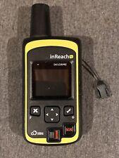 DeLorme / Garmin inReach SE Two-Way GPS Satellite Tracker/Communicator