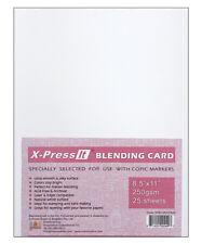 Copic Marker X-Press It Blending Card 25/Sh