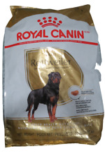 Royal Canin Adult Rottweiler Dry Dog Food 30 Lbs For Dogs Over 18 Months Sealed