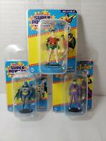 DC Super Powers Batman , Robin and The Joker (2016)  Gentle Giant Micro-Figure
