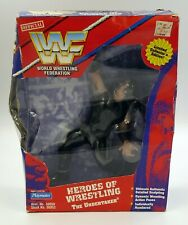 NEW WWF/WWE 1997 Playmates The Undertaker Wrestling Action Figure Figurine 9""
