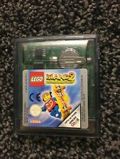 LEGO Island 2 il Brickster'S REVENGE Gameboy Color/Advance/SP Game Boy